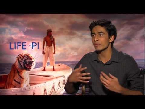 Suraj Sharma Talks 'Life of Pi'