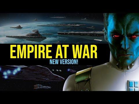 NEW UPDATE! Star Wars Empire at War: Thrawn's Revenge #1