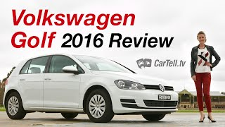 Volkswagen Golf 92 TSi 2016 - Review