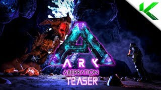 ARK: ABERRATION THE SERIES TEASER! COMING SOON!