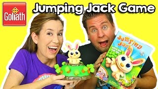 Jumping Jack Game By Goliath Games