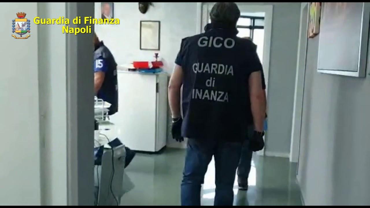 Blitz contro il clan Vanella-Grassi: scoperto business nel campo della sanificazione dei locali.