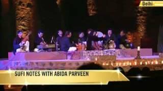 Abida Parveen enthralls Delhi