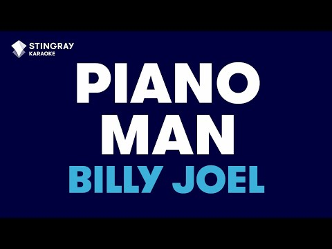 Piano Man in the Style of