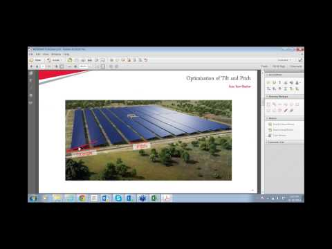 Firstgreen Webinar Series : Solar Plant Layout Strategies