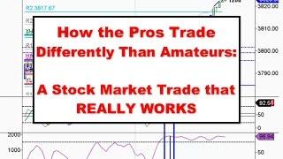 Stock Market Trading Strategies that Really Work: Volume