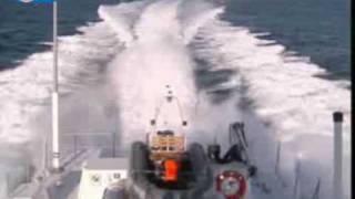 Kaan Sınıfı Hücum Botlarının Başarısı / Turkish Kaan Class Coast Guard Boat