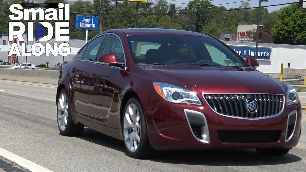 2017 Buick Regal Gs Virtual Test Drive Smail Ride Along Youtube