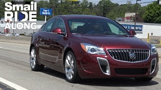 2017 Buick Regal GS - Virtual Test Drive - Smail Ride Along