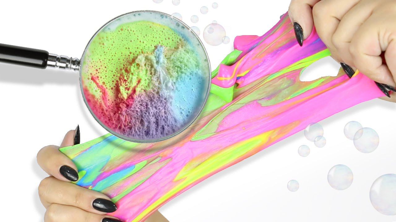 Diy bubble slime youtube ccuart Images