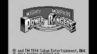 mighty morphing power rangers 8 bit remix