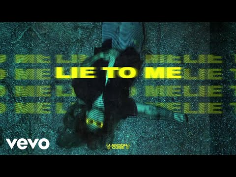 Landon Cube - Lie To Me (Audio)