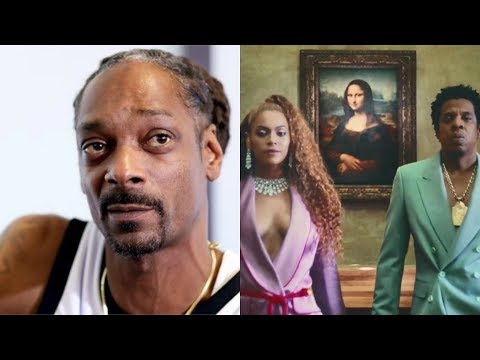 Snoop Dogg REACTS To Jay-Z & Beyonce's SUPRISE ALBUM RELEASE?!?!