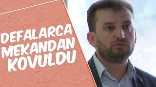 Mustafa Karadeniz -DEFALARCA MEKANDAN KOVULDU😂
