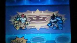 Mario \u0026 Luigi Bowser's Inside Story Level 99 Bowser