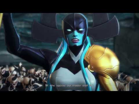 Marvel Ultimate Alliance 3 The Black Order - Proxima Midnight Boss Chapter 10 Reclaim Space Stone