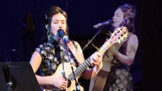 "Tina Malia - ""Beholding"" LIVE from India.Arie & Idan Raichel"