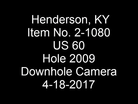 2017-04-18 Henderson US 60 Hole 2009 Downhole
