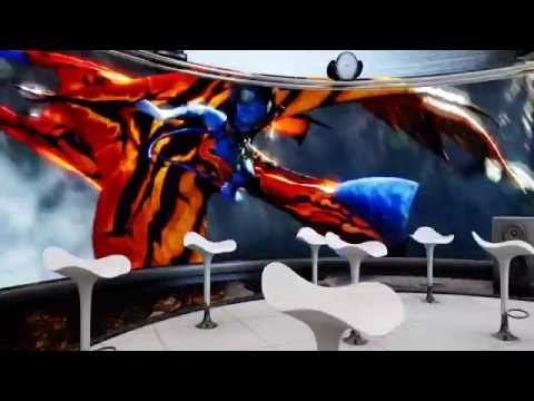 360 circular screen 3D/8D Cinema in Chicago United States !