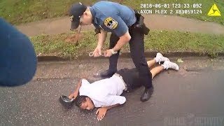 Bodycam Captures Georgia Officer Hitting Suspect With Patrol Car