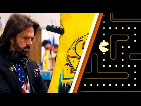 Billy Mitchell - Full Pac-Man Kill Screen Run!