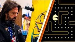 Billy Mitchell - Full Pac-Man Kill Screen Run!