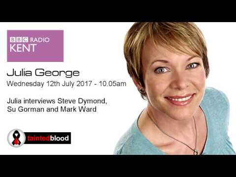BBC Radio Kent : 12th July 2017 - Su Gorman & Steve Dymond