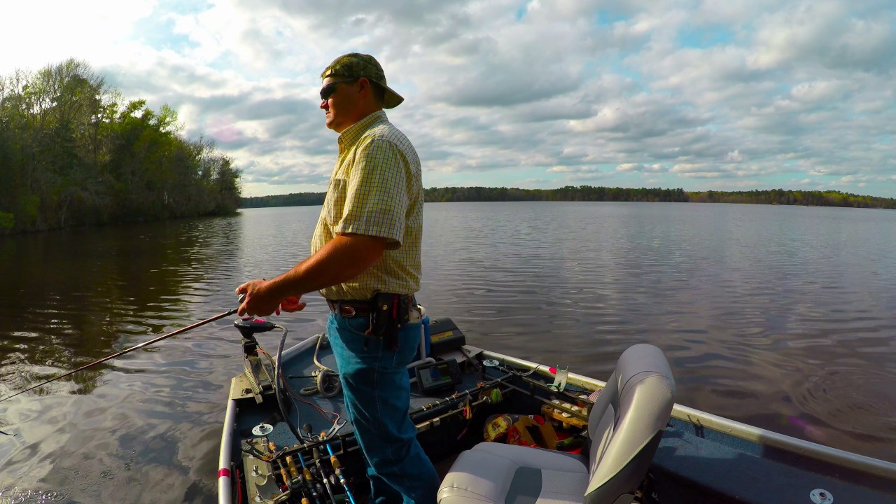 Gator bling and jealous bass lake talquin fl youtube for Lake talquin fishing report