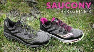 Saucony Peregrine 8 - Trail Running