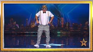 ¡Tiene 6 dedos en los pies y baila con Paz para celebrarlo! | Audiciones 3 | Got Talent España 2019