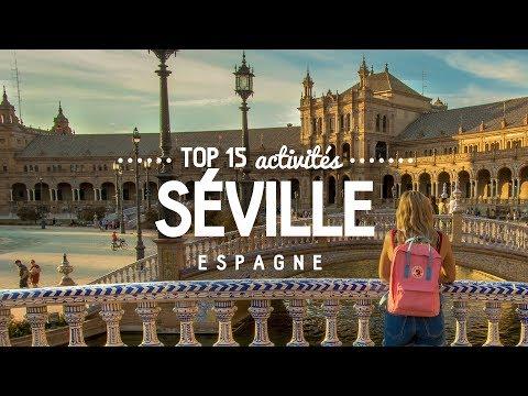 Que faire à SEVILLE 🔎  TOP 15 des activités | Voyage en Espagne
