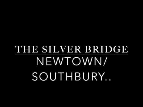 Jumping Off The Silver Bridge in Newtown/Southbury CT.