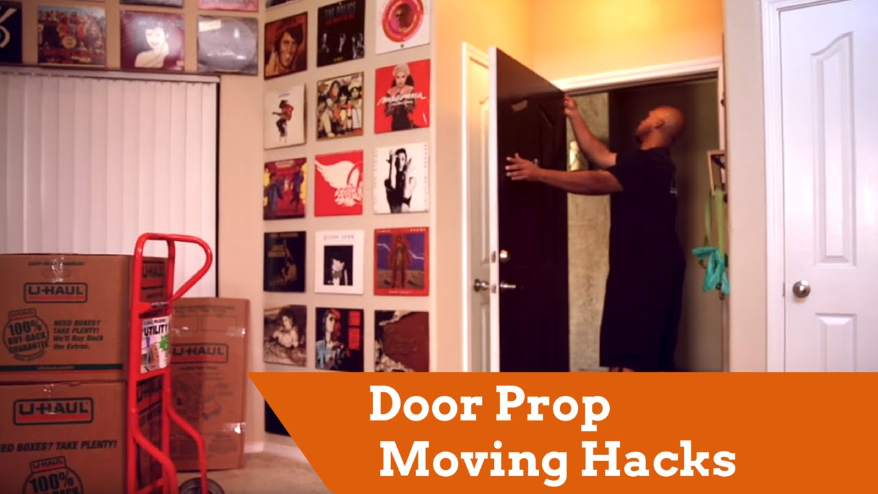 Moving Hacks By Movinghelp Door Stops Youtube