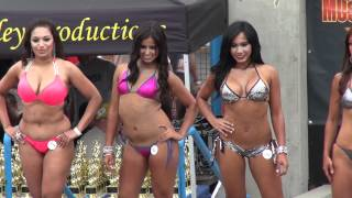 Perfect Bikini Body Contest #1 - Venice Beach, California