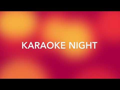 Karaoke Night at Temple Rome!