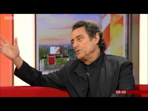(Spoilers Everything) Ian McShane talks about his upcoming role in GOT on BBC Breakfast.
