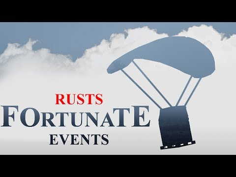 Rust - FORTUNATE EVENTS