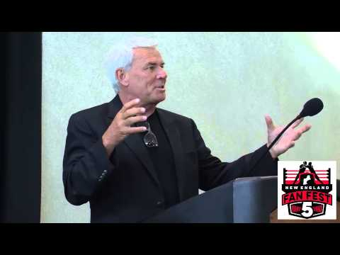 Eric Bischoff Q&A (Exclusive) 6.27.15 - Providence, RI. Convention Center