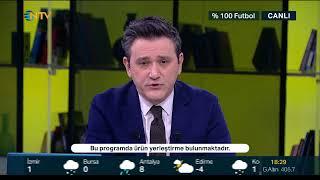 Rıdvan Dilmen ve Murat Kosova ile %100 Futbol (Gençlerbirliği-Beşiktaş | 15 Şubat 2020)