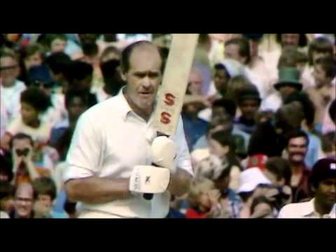 Fire in Babylon - Michael Holding vs Brian Close