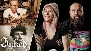 Tattoo History: What Artists Really Know   Tattoo Artists Answer