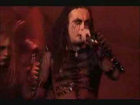 Cradle of Filth - From The Cradle To Enslave Live ( DVD )