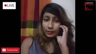 Jacquline Mithila Bangla Sunny Leone Live Facebook Chat by Dream Less