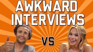 [BONUS FOOTAGE] Awkward Interviews: Nick vs. Dani Mathers