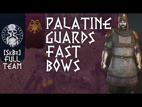 Empire Palatine Guards V Battania | Mount & Blade 2 Bannerlord Beta Captain Mode Squad