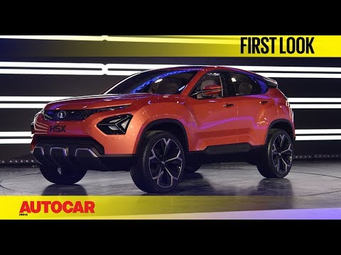Tata H5X Interiors   Auto Expo 2018   Autocar India