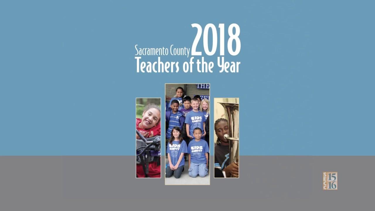 EGUSD: District Teacher of the Year 2018 – Jennifer Hilleary