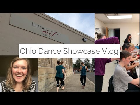 Performance Vlog: Dance Showcase in Columbus Ohio