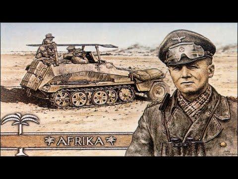 """Rommel """"Wüstenfuchs"""" - Mythos und Wahrheit (Doku Hörspiel)"""