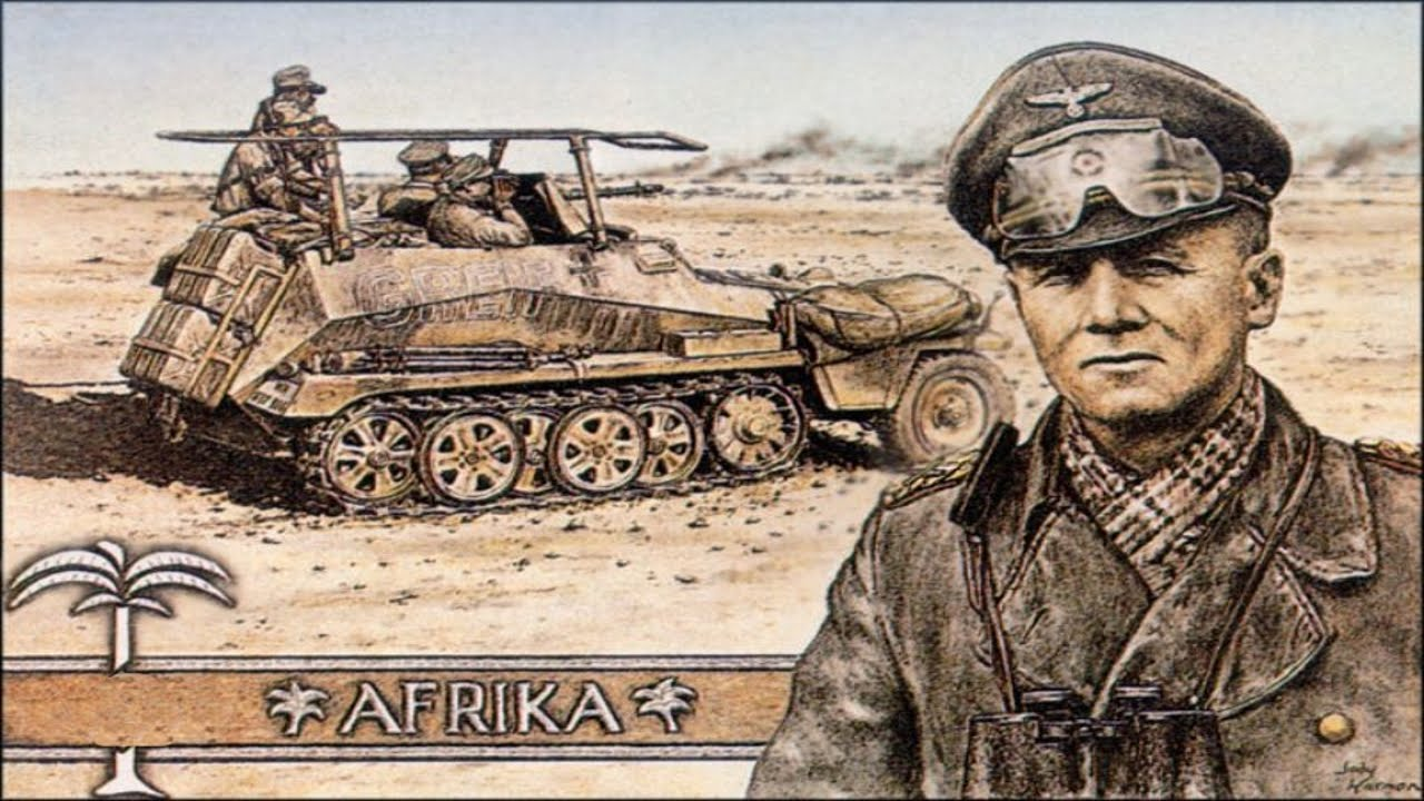 Rommel WГјstenfuchs